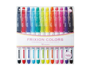 Pilot FRIXION Color Pen 12 Set